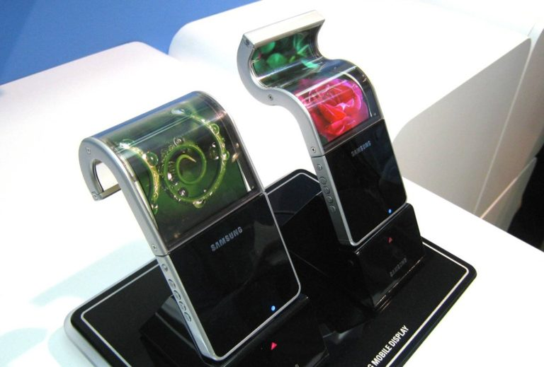 Samsung katlanabilir ekranlarının üretimine başlıyor
