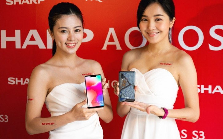 Sharp Aquos S3 High Edition tanıtıldı