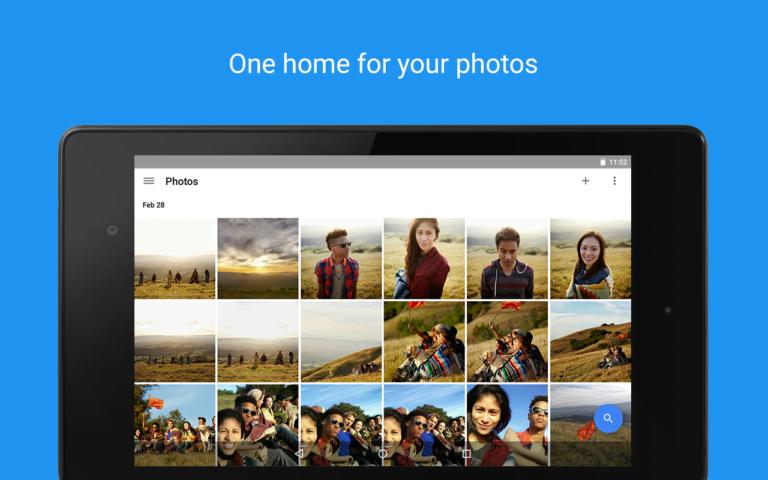 Google Fotoğraflar'a yeni özellikler geliyor