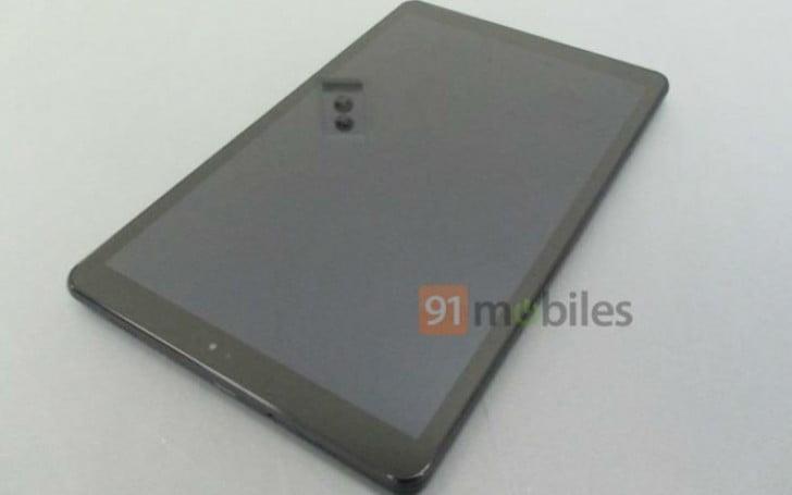 Galaxy Tab A2'nin yeni görüntüleri sızdırıldı