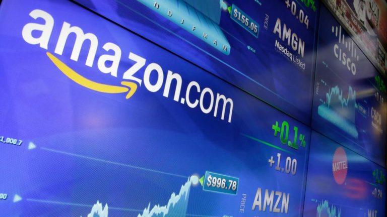 Amazon 1 trilyon dolara Apple'dan önce ulaşabilir