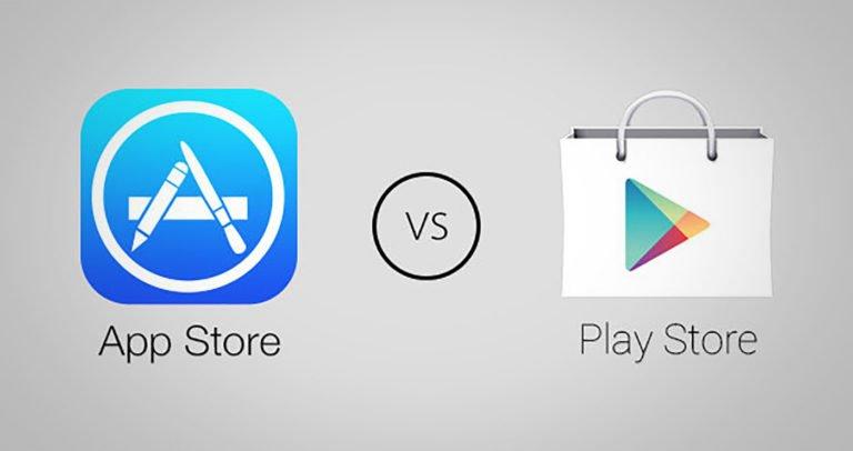 App Store gelirlerde Play Store'u katlamaya devam ediyor
