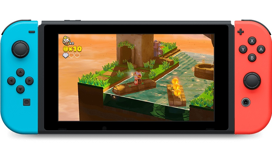 Captain Toad: Treasure Tracker incelemesi
