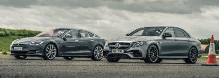 Daimler AG, Tesla'yı tahtından edecek!