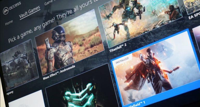 EA Access'e yeni oyunlar ekleniyor!