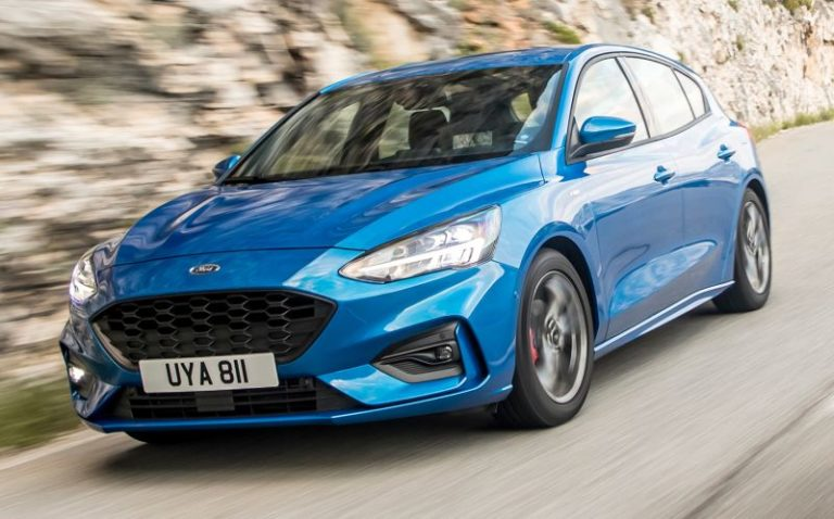 Yeni Ford Focus, Euro NCAP'ten tam not aldı!