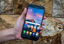 Galaxy A7 (2017) için Android Oreo