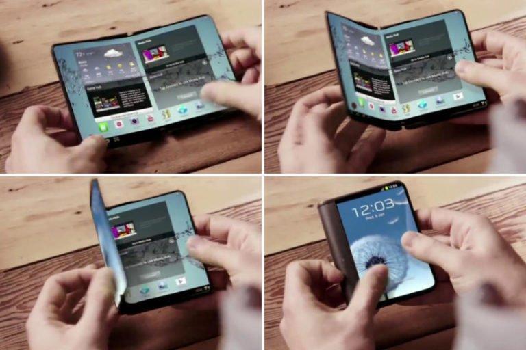 Galaxy X'in hem ekranı hem bataryası katlanabilir olacak