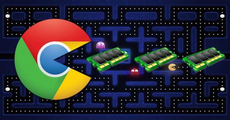 Google Chrome artık iyice RAM canavarı oldu!