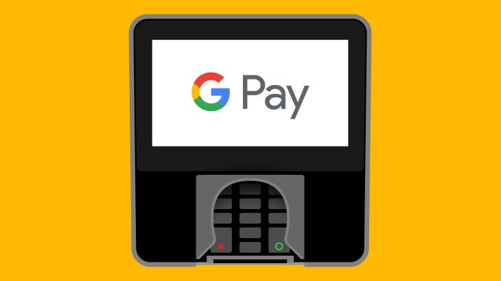 Google Pay'de tasarım değişikliği!