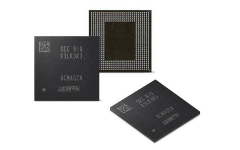 Samsung, taşınabilir cihazlara LPDDR5 RAM bellekler ile geliyor