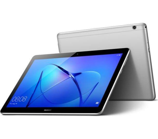 Huawei MediaPad T3 10 ve T3 7 tabletleri Türkiye'de satışa sunuldu