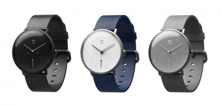 Analog saat görünümlü Xiaomi Mijia Quartz Watch duyuruldu