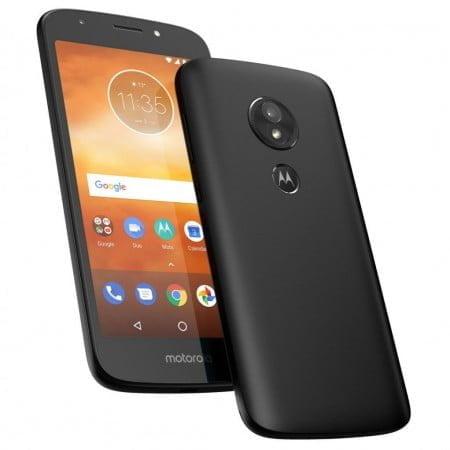 Uygun fiyatlı Moto E5 Play Android Go Edition duyuruldu