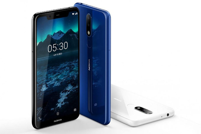 Nokia 5.1 Plus'ın Çin dışına çıkacağı doğrulandı