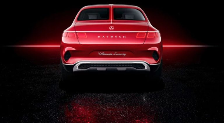 Vision Mercedes-Maybach Ultimate Luxury iştah kabartıyor!