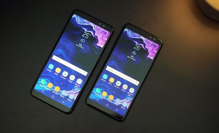 Galaxy A8 ve A8+ (2018) için Oreo güncellemesi dağıtımı başladı