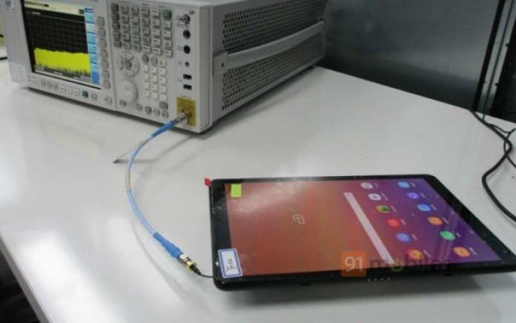Galaxy Tab A2'ye dair yeni bilgiler gelmeye devam ediyor