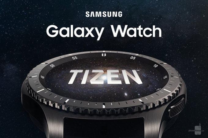 Galaxy Watch Samsung'un web sitesinde ortaya çıktı