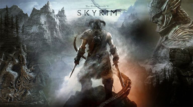 Skyrim PS4 Türkçe yama çıktı! İndir!