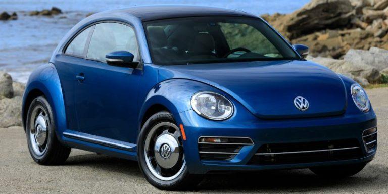Yeni Volkswagen Beetle elektrikli olabilir!