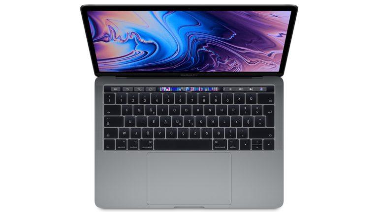 2018 MacBook Pro ısınma sorunu güncelleme ile çözüldü
