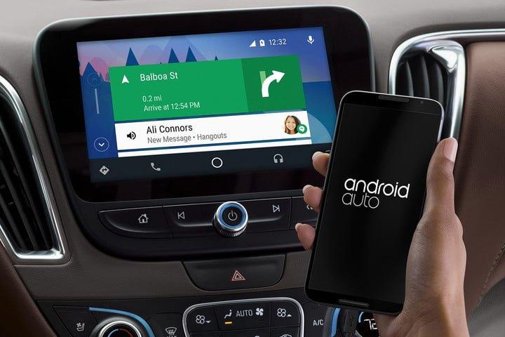 Android Auto; Volvo, Alfa Romeo, Nissan ve Dacia'nın yeni araçlarına geliyor