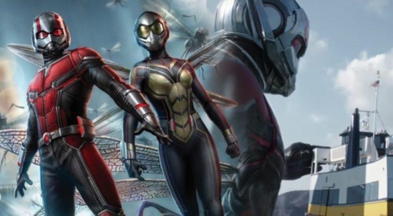Ant-Man and the Wasp dünyanın zirvesinde!