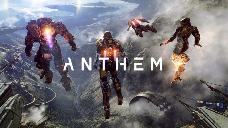 Anthem için 20 dakikalık oynanış videosu yayınlandı