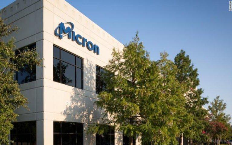 Micron, Çin sınırlarında bellek üretimi yapamayacak