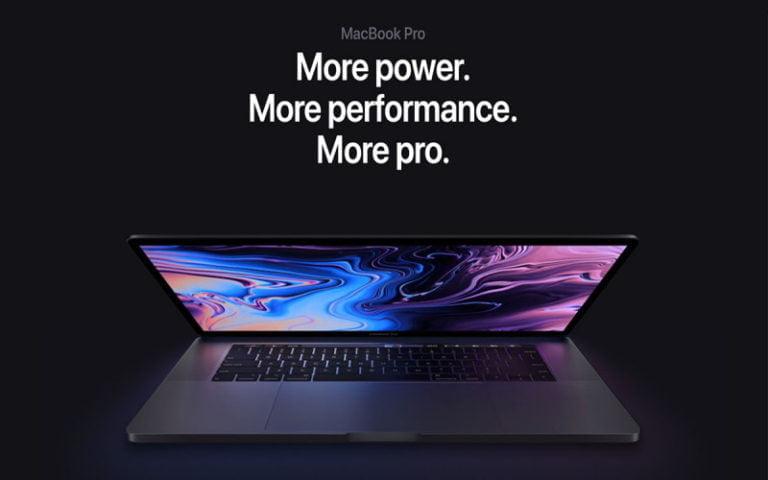 Apple Macbook Pro 2018 kire ve toza karşı daha dayanıklı klavyeye sahip olacak