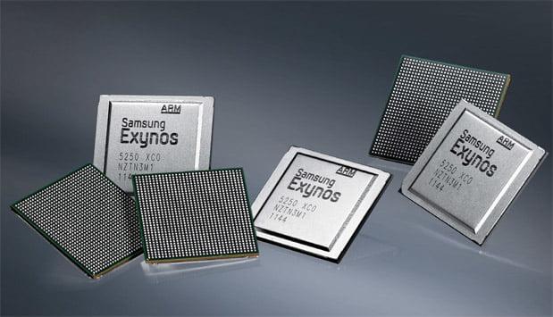 Samsung ve ARM 5 nm'lik işlemci için ortaklık kurdu