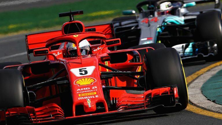 F1 2018 için yeni ekran görüntüleri yayınlandı