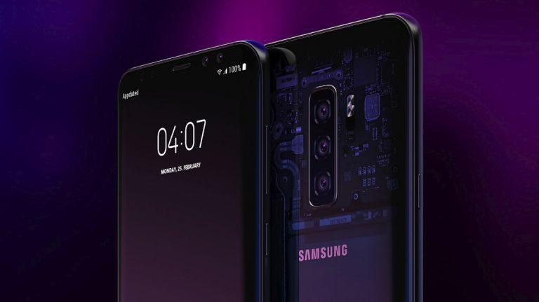 Galaxy S10 ekran altı parmak izi okuyucusu nasıl çalışacak?