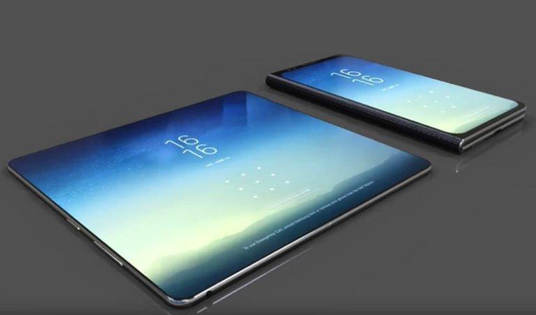 Samsung'un katlanabilir telefonu nasıl olacak?