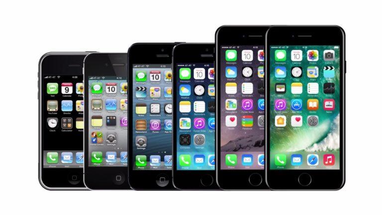 Dünden bugüne iOS sürümleri karşılaştırması!