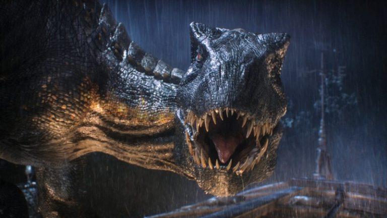 Jurassic World Dominion setinden yeni fotoğraf!