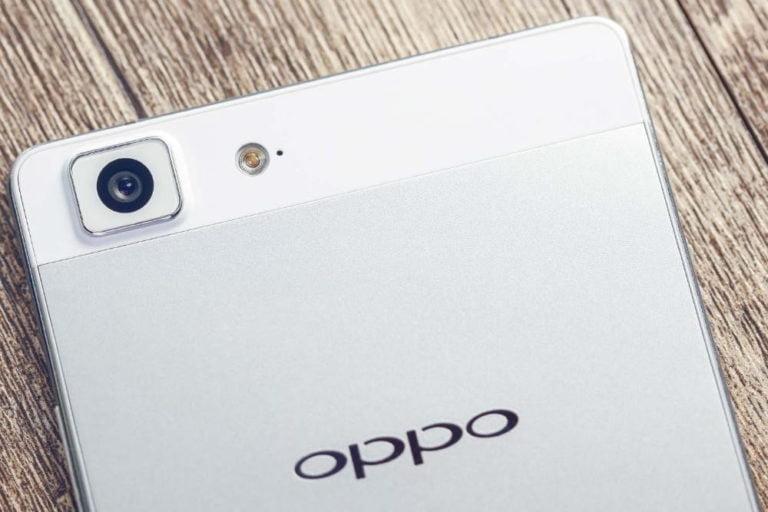 Oppo F9 farklı bir tasarımla geliyor
