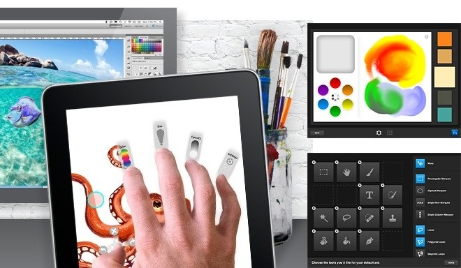 Photoshop, iPad için yenileniyor