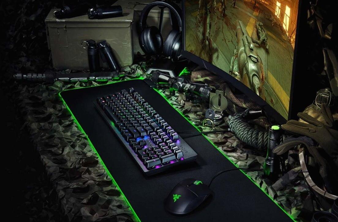 Razer Huntsman mekanik gaming klavye inceleme