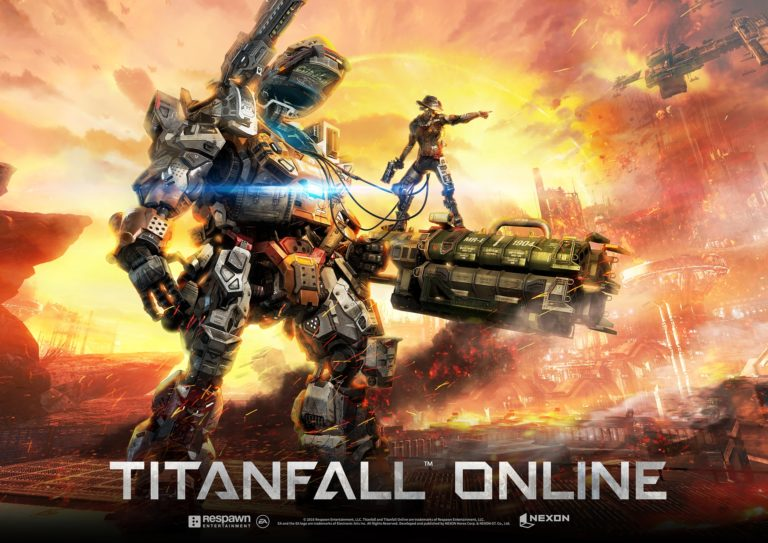 Titanfall Online projesi rafa kaldırıldı