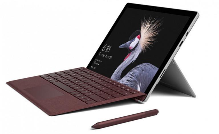 Yeni Surface tablet satışa sunuluyor