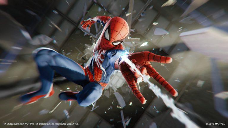 Spider-Man için yeni ekran görüntüleri yayınlandı