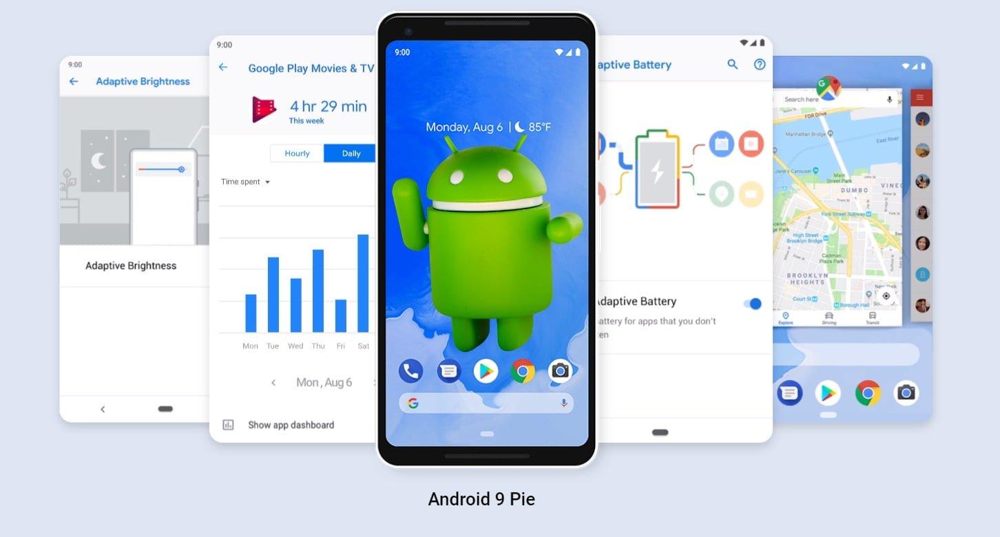 Android 9.0 Pie güncellemesini alacak telefonlar