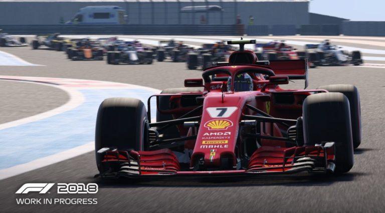 F1 2018 sistem gereksinimleri açıklandı!