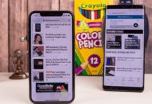 Galaxy Note 9 ve iPhone X karşılaştırması