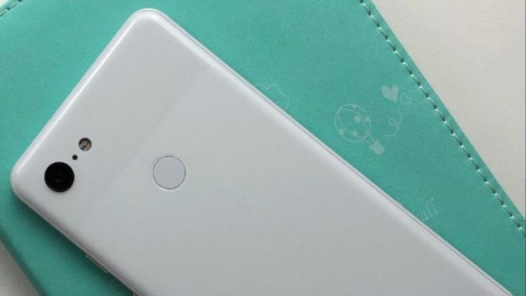 Google Pixel 3 XL bu seferde videoda ortaya çıktı