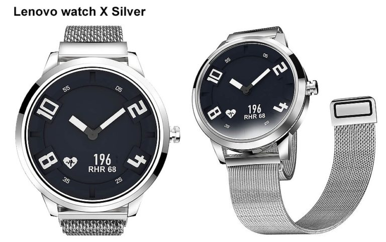 Lenovo Watch X Plus satışa çıkıyor