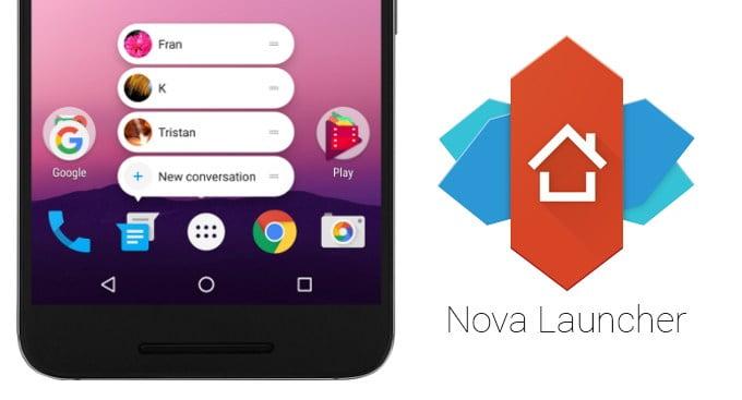 Nova Launcher 6.0