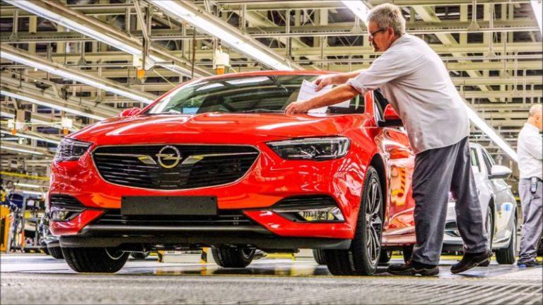 Opel neden üretimi yavaşlatıyor?